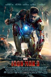 دانلود زیرنویس فارسی فیلم Iron Man III 2013