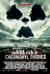 دانلود زیرنویس فارسی فیلم Chernobyl Diaries