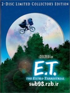 دانلود زیرنویس فارسی فیلم E.T.The Extra-Terrestrial 1982