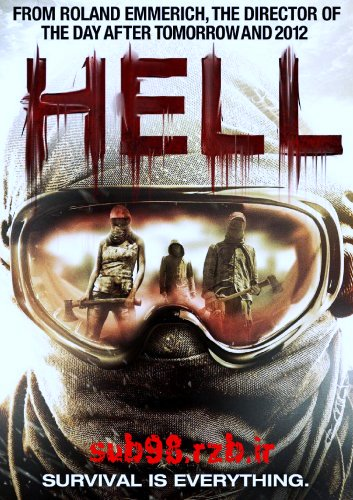 دانلود زیرنویس فارسی فیلم hell 2011