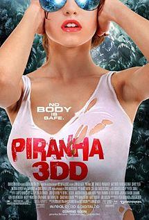 دانلود زیرنویس فارسی فیلم Piranha-3DD