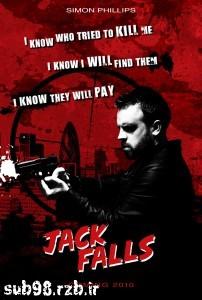 دانلود زیرنویس فارسی فیلم Jack Falls 2011