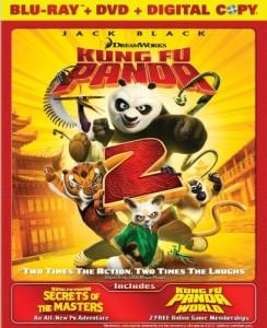 زیرنویس فارسی انیمیشن Kung Fu Panda Secrets of the Master 2011